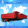 Sand Transport Semi Tipper Dumping Truck Trailer