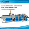 High Speed T Shirt Plastic Bag Making Machine 440PCS/Min