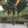 Excavator Auger for Earth Drilling Earth Drilling Machine