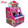 Ice Cream Paradise Electronic Ball Shooting Games Machine Mall Games for Kids 2 Player