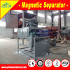 30tph Quartz Sand Production Line for Glass Maufacturer Raw Material, Dry Magnetic Separator