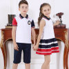 2016 Guangzhou Factory Price Fitness Boy′s and Girl′s School Uniforms