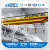 400/80t 450t/80t Dual Hook Bridge Overhead Crane