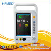 4 Standard Parameters ECG, NIBP, SpO2, Resp 7 Inch High Resolution Color TFT LCD Display