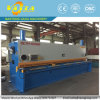 QC11y-10X2500 Hydraulic Guillotine Shearing Machine