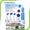 Hot Sales Battery Power Operated Sonic Brush