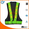 Nighttime High Visibility LED Vest for Running