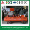 Kaishan Brand 7bar Self Start Diesel Drive Air Compressor with Charger W-3.2/7