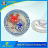 Custom Wholesale Souvenir Military Navy Police Metal Challenge Coin Manufacturer (XF-CO10)