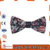 Silk Woven Self Wine Bottle Bow Tie with Custom Logo