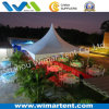6X6m Waterproof PVC Gazebo for Wedding Party Banquet