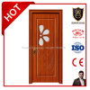 Finished Surface Finishing and Interior Position PVC Bathroom Door