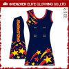 2017 Sexy Wholesale Cheap Women Sublimation Printing Custom Made Netball Dress (ELTNBJ-48)
