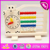 Learn Wooden Abacus Rack Counting Toy, Best Educational Toy Wooden Toys Abacus Rack W12A018