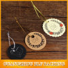 Custom Paper Jewelry Hang Tag Printing (BLF-T083)