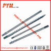 Plastic Extruder Machine Bimetallic Screw Barrel
