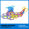 ABS Magnet Intelligent Plastic Building Block Toy