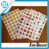 Small Label Design Sticker Fruits and Food Label Sticker