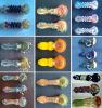 Colorful Spoon Smoking Pipe/Glass Smoking Pipe for E Liquid