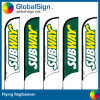 Hot Selling 4.5m Flying Flags with Pole (Style B)