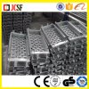 Galvanized Pressed Hole Type Scaffold Steel Board Plank with Hook