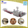 WPC PVC Wood+Composite Plastic Wall Panel Exterior Extrusion Making Machine