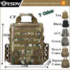 14 Inch Computer Bag Waterproof Outdoor Military Tactical Shoulder Backpack
