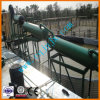 Waste Used Motor Engine Oil Re-Refining Recycling to Diesel