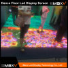 Maxv Light Weight 3D RGB P10 Interactive LED Dance Floor for Discolight Video Screen