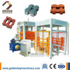 Qt4-15 Fully Automatic Building Material Interlocking Block Machine