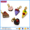 Wholesale Factory Price Plated Gold Woman Jewelry Fancy Charm