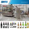 Automatic Glass Bottle Mineral Water / Beverage Energy Drink Filling Bottling Machine