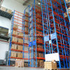 ISO Approved Steel Very Narrow Asile Storage Pallet Racking
