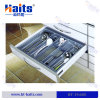 Kitchen PP Plastic Cutlery Tray, Cutlery Set Suit to Tandem Box Soft Close Drawers