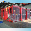 Three-Motor Gear Reducer Construction Lift with 33m/Min 2t Rated Loading