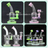 New Design 8inches Handblown Glass Smoking Water Pipe