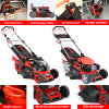 "20"" Professional Lawn Mower with Electric Start"