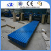 Zinc Coated Hot Dipped Steel Roofing Sheet Color Coated