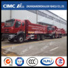 Hot Sale Chenglong 6*4 Front Lifting Cimc Made Lightweight Dump Truck/Dumper/Tipper