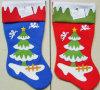OEM New Design Handmade Christmas Stocking