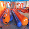 2-8 Persons Ocean Inflatable Water Banana Boat with 2 Tubes