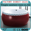 Factory Hot Sales Modern Freestanding Soaking Bathtub (627)