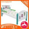 Kindergarten Baby Furniture Wooden Bed for Sale