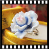 Antique Retro Wholesale Luxury Fashion Flower Jewelry Finger Ring