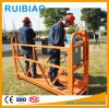 Aluminum/Galvanized Construction Suspended Working Platform (ZLP250/500/630/800/1000)