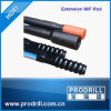 T38 M/F Thread Hexagonal Round Extension Drill Rods