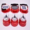 Highlight Portable 6V/2W LED Solar Camping Lantern for Outdoor