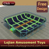 CE New Popular in Russia Hot Sale Safety Trampoline