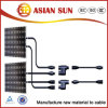 6mm2 TUV Approved Tinned Copper Wire PV Solar Cables