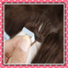 Top Quality Double Drawn PU Tape Weft Hair Straight 14inch